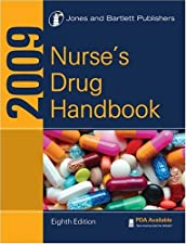 Nurse s Drug Handbook by Jones &amp