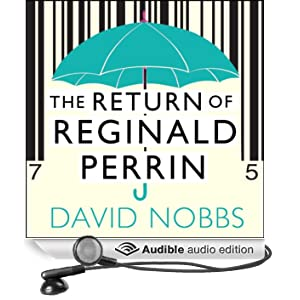 The Return of Reginald Perrin: Reginald Perrin Series, Book 2 (Unabridged)