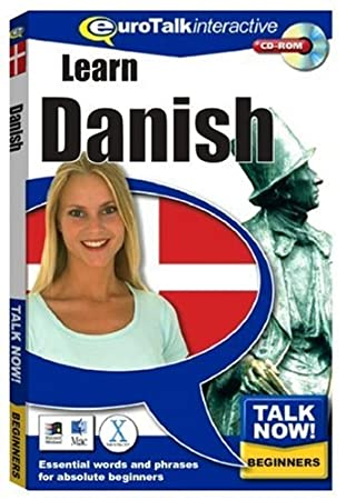 Talk Now Learn Danish: Essential Words and Phrases for Absolute Beginners (PC/Mac)