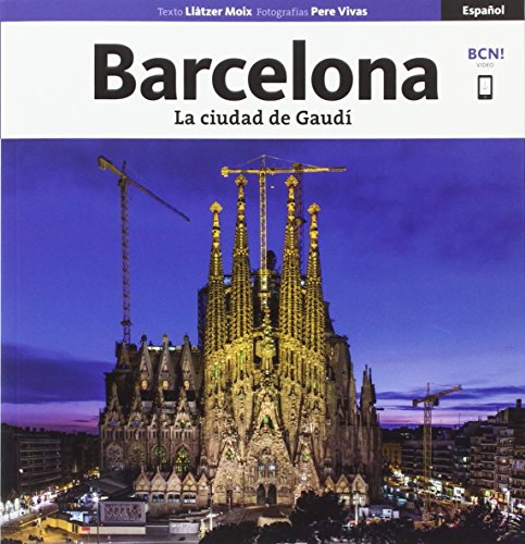 Barcelona (S4 +) Español. La ciudad de Gaudí (Sèrie 4+)