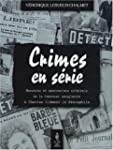 Crimes en serie