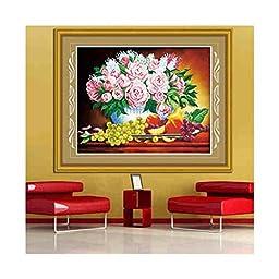 5D Diamond Painting Fruit Love Living Room Diamond Stitch Cross Stitch