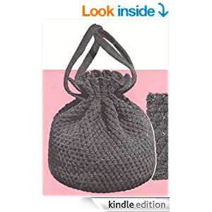 Crochet Patterns On Amazon : Purse Bag Crochet Pattern - Kindle edition by Charlie Cat Patterns ...