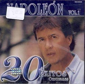 JOSE MARIA NAPOLEON - 20 EXITOS ORIGINALES DE JOSE MARIA NAPOLEON