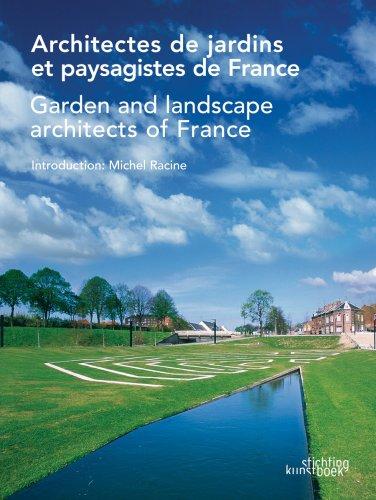 Livre garden and landscape architects of france for Architectes de france