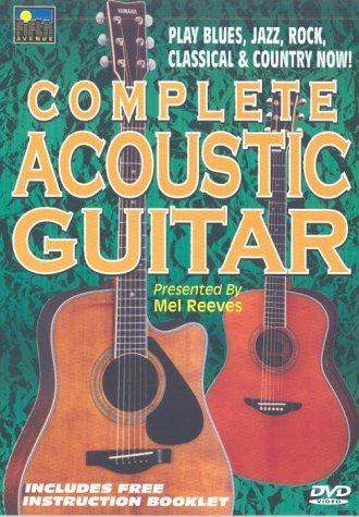Complete Acoustic Guitar [DVD] [2005]