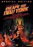 Escape From New York packshot