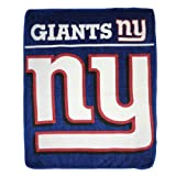 NFL New York Giants Super Weichen Plüsch Decke / Fleece Couch werfen