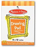 2x Melissa & Doug Drawing Pad