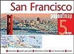 San Francisco PopOut Map - handy, poc...
