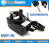MBP36 MBP 36 Baby Monitor 6V Mains Power Supply Charger