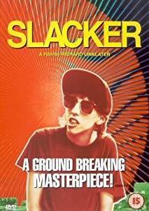 "Cover of ""Slacker [Region 2]"""