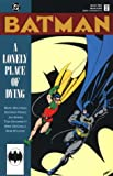 img - for Batman: A Lonely Place of Dying book / textbook / text book