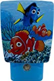 Projectables Disney / Pixar Finding Nemo LED Night Light, Blue 11786