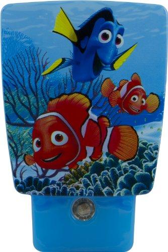 Projectables Disney / Pixar Finding Nemo Led Night Light, Blue 11786