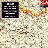 Geza Anda Mozart: Piano Concertos 20 & 21