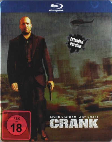 Crank - Extended Version/Steelbook [Blu-ray] [Limited Edition]