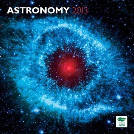 Astronomy Wall Calendar 2013