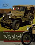 Motos et 4x4 de l'arm�e