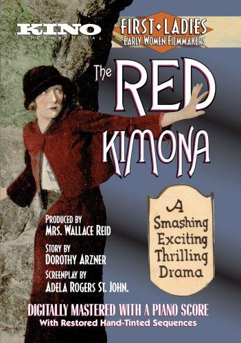 Red Kimona [DVD] [1925] [Region 1] [US Import] [NTSC]