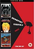 Documentary Essentials - Music: Ramones - End Of A Century/The Devil and Daniel Johnston/Mayor Of The Sunset Strip [DVD]