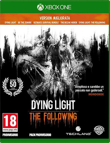 Dying Light - Enhanced - Xbox One
