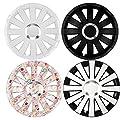 Radkappen Radblenden Radzierblenden, passend für Standardstahlfelgen, wählbar im modernen Designs und Grössen!