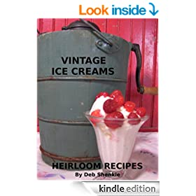 Vintage Ice Creams Heirloom Recipes