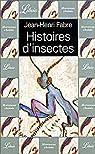 Histoires d'insectes par Fabre