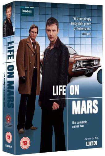 Life on Mars : Complete BBC Series 2 [2007] [DVD]