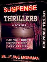 SUSPENSE THRILLERS-A Boxed Set