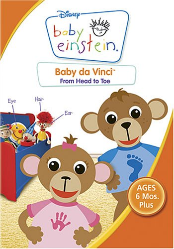 Baby Einstein - Baby Da Vinci - From Head to Toe