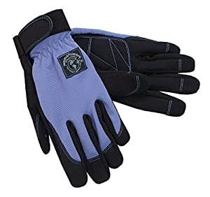 Womanswork wwg digger glove large purple for Gardening gloves amazon