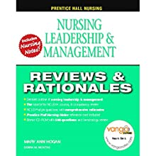 VangoNotes for Nursing Leadership and Management Audiobook by Mary Ann Hogan, Donna M. Nickitas Narrated by Dennis Holland, Jessica Tivens