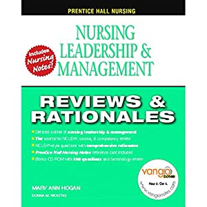 VangoNotes for Nursing Leadership and Management Audiobook