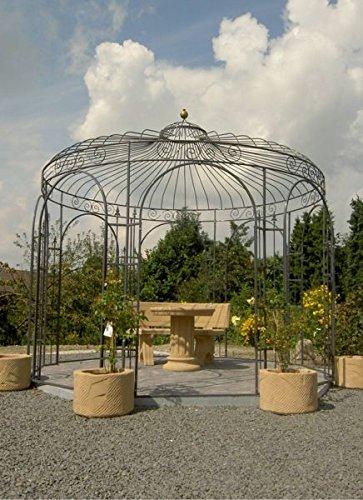 Gartenlaube garten pavillon rosenpavillon pavillon eisen pavillon