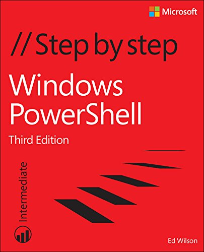 Download Windows PowerShell Step by Step