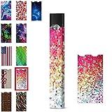 (2 Pack) JUUL Skin Wrap Decal Sticker (SummerPink) (Color: SummerPink)
