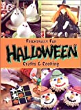 img - for Frightfully Fun Halloween Crafts & Cooking book / textbook / text book