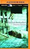 img - for Dietrich Bonhoeffer's Christmas Sermons book / textbook / text book