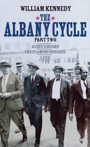 Albany Cycle Book 2: Quinn's Book; The Flaming Corsage; Legs PDF