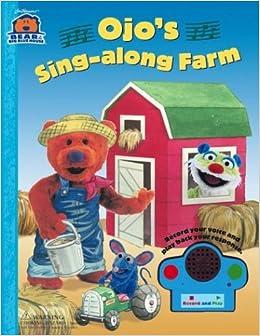 Ojo's Sing-along Farm (Bear in the Big Blue House (Board