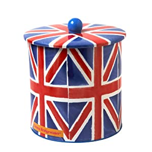 Emma Bridgewater Union Jack Biscuit Barrel