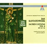 Cantates Sacrées,  Vol.9 : BWV 163 à 182