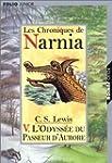 Les Chroniques de Narnia, tome 5 : L'...