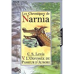 Les Chroniques de Narnia, tome 5 : L'Odyssée du passeur d'Aurore