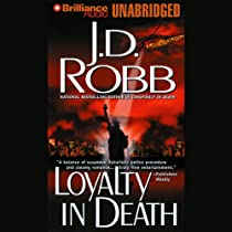 Loyalty in Death Audiobook | J. D. Robb | Audible.com
