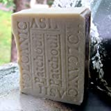 Handmade All Natural Soap Limited Volcanic Ash With Cocoa Butter and Patchouli