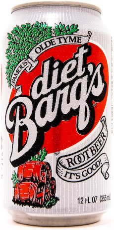 Barq's Root Beer Diet 1