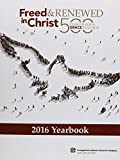 img - for Evangelical Lutheran Church in America Yearbook 2016 book / textbook / text book